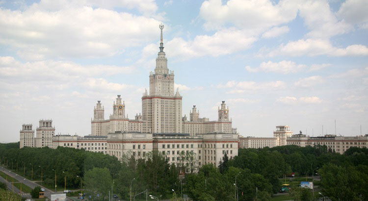 Summer Course With Mgu Russian 121