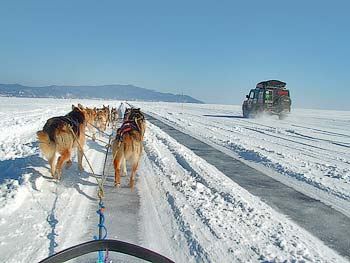 Lake Baikal in winter: An ice-cold trip to the legendary