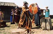 Shaman culture tour around Irkutsk