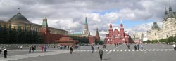 Redsquare in Moscow
