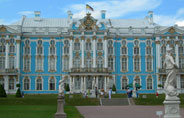 Saint Petersburg Tsarskoe_Selo Catherin the great summer palace pushkin